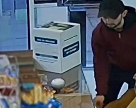 Хванаха мъжа, откраднал кутия с дарения за болната Гергана, парите отишли за хероин