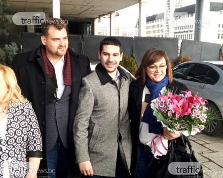 Корнелия Нинова: Не съм идвала в Пловдив 3 години? Не ми изглеждаше толкова много