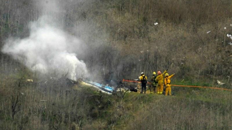Хеликоптерът на Коби Брайънт бил на 12 секунди от спасението