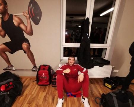 Пловдивски талант в бокса с трета победа на профи ринга