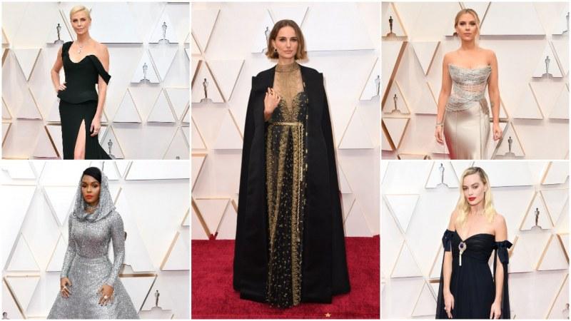 20-те най-добре облечени знаменитости на Оскарите 2020