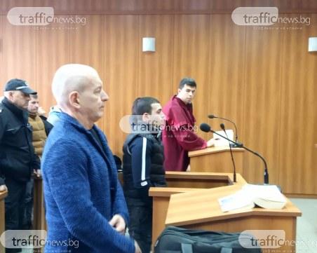 Андон, убил 4-ма при катастрофа край Пловдив, бил заслепен от фаровете на другия автомобил