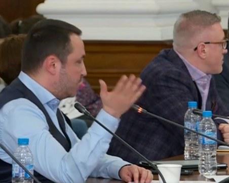 Бизнесът на среща с Горанов: Нека почтените хора да не се чувстват без вина виновни
