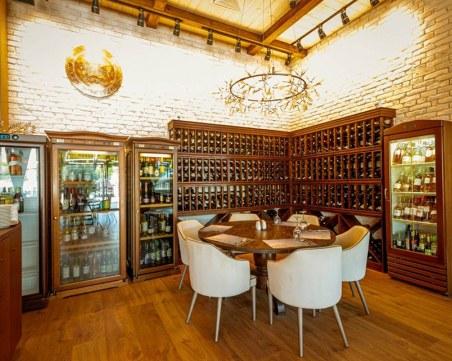Меню за влюбени предлага разкошен ресторант в сърцето на Пловдив