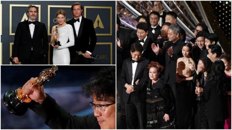 """Историческа победа на """"Оскарите"""