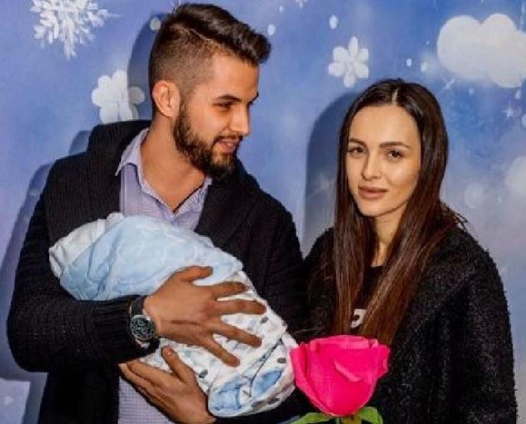Синът на Аня Пенчева стана татко за първи път