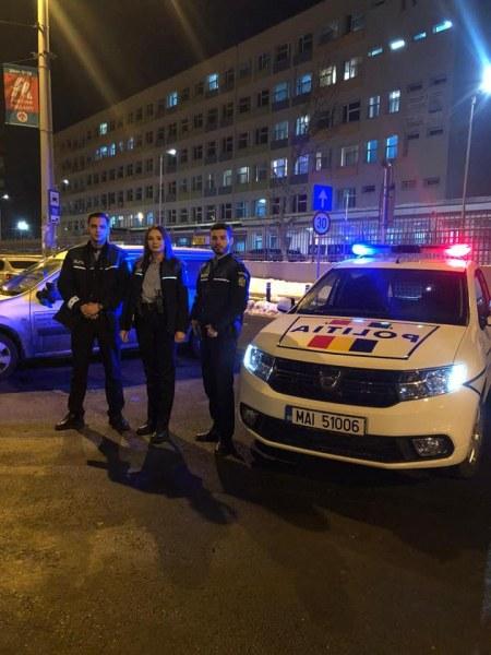 Жена роди на булевард в Букурещ