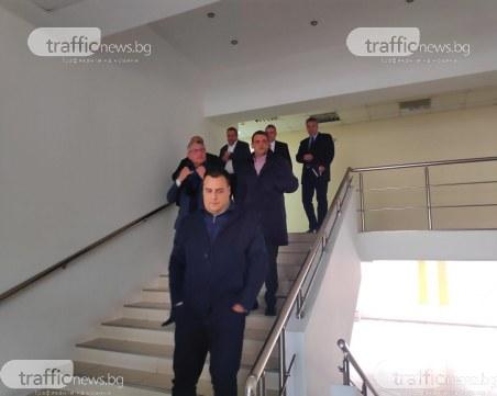 Бюджетът на Пловдив мина! Зико даде 3.5 млн. лева на районните кметове