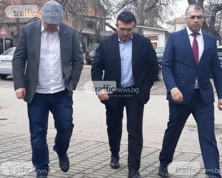 Иван Гешев в Белозем: Ако не се справим с битовата престъпност, по-добре да закриваме държавата
