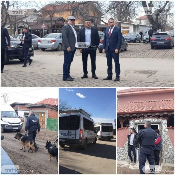 Иван Гешев и Младен Маринов в Белозем ОБЗОР