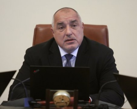 "Борисов: Ние сме ""за"" машинното гласуване"