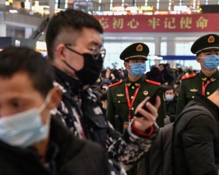 15 152 нови случая на заразени с коронавирус в Китай