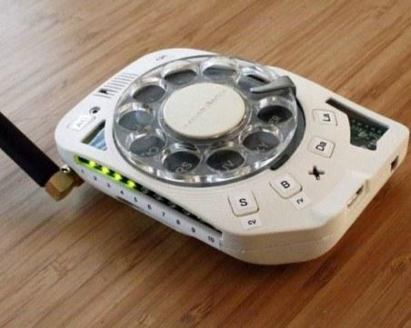 Ще станат ли телефоните с шайба отново модерни?