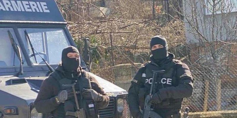 Масови арести при спецакция в Свищовско