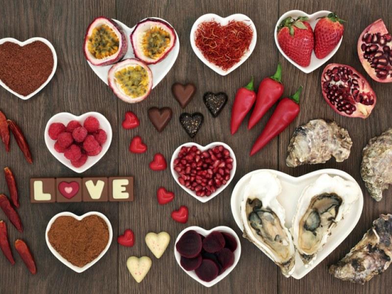 Най-мощните афродизиаци за менюто ви на Свети Валентин