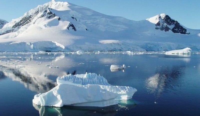 Нов температурен рекорд на Антарктида