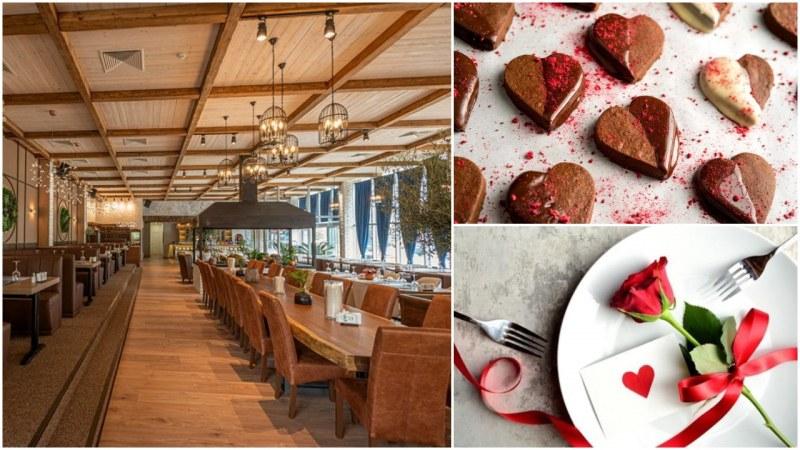 С шедьовър от белгийски шоколад ресторант в Пловдив подслажда 14 февруари