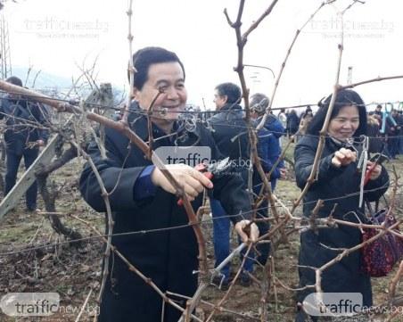 Китайският посланик в Брестовица: Бъдете спокойни! Имаме ресурса да победим епидемията от коронавирус
