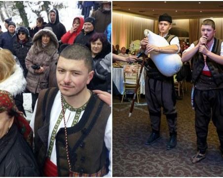 Мисия певец: последователят на Валя Балканска и пожарникарят с гайда от Пловдив се събраха