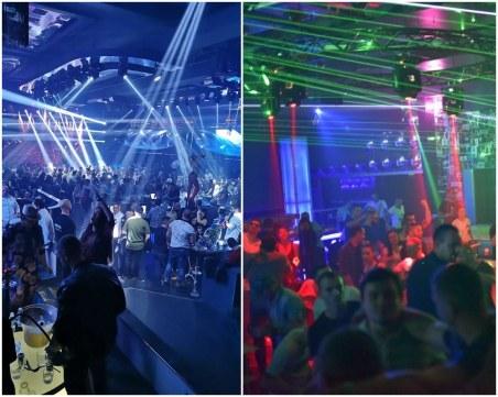 НАП удари две пловдивски дискотеки