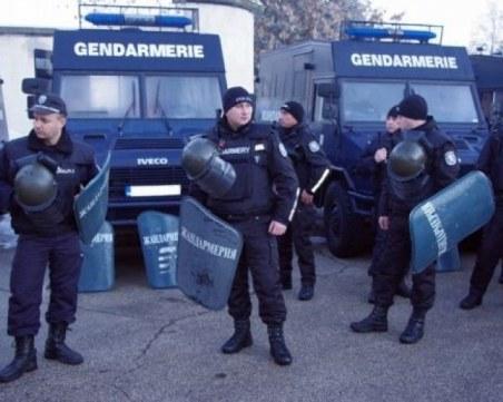 Полиция и жандармерия блокираха село Търнак заради палежите
