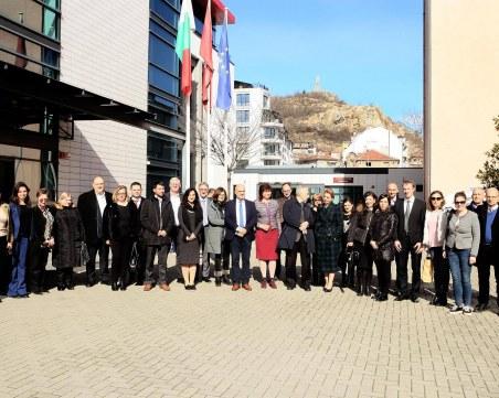 Висока оценка: Признание за центъра за иновативна медицина в Пловдив
