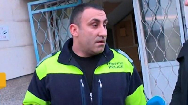 Арестуваха Данчо Катаджията
