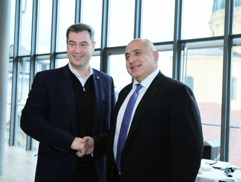 Премиерът на Бавария:  Всички в Европа се сменят, обаче един остава - Борисов