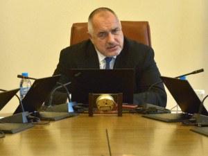 Борисов: Когато партията на Радев ме записваше в тоалетната, не съм се оплаквал