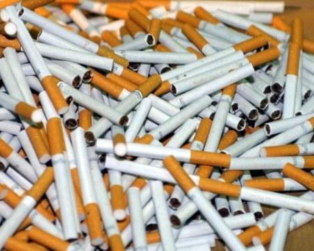Откриха контрабанден тютюн и цигари във Велинград