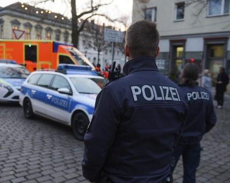 Стрелба в Берлин! Има загинал и ранени