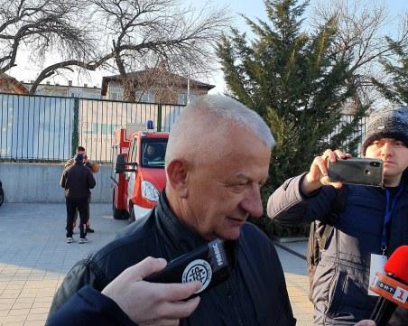 Крушарски: Дербито трябва да е на стадион Пловдив