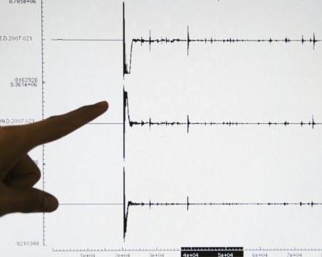 Земетресение удари Индонезия
