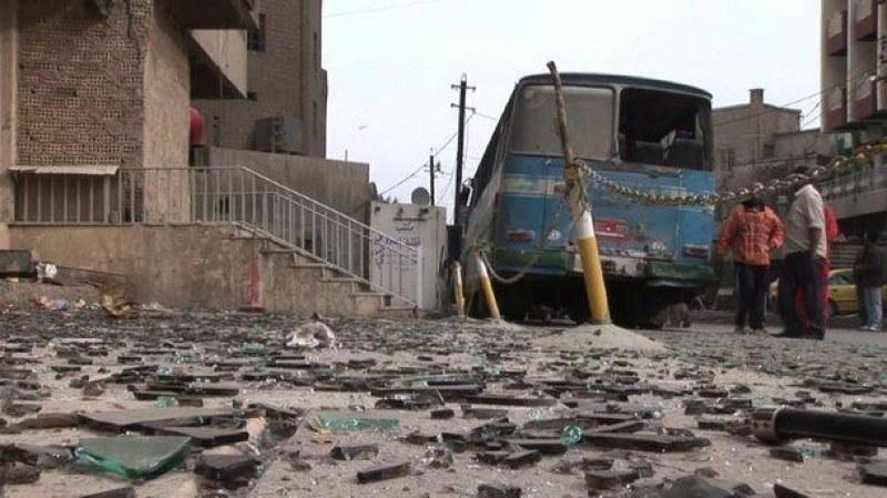 Ракети поразиха база с американски войници в Багдад