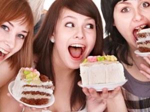 Как да ядем сладкиши, без да дебелеем?