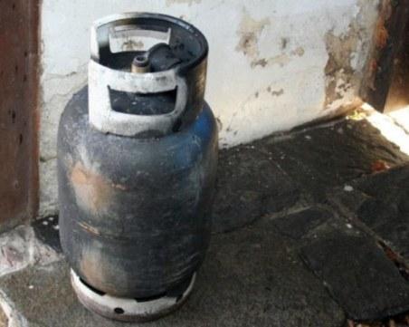 Газова бутилка се взриви в Поморие, възрастна жена оцеля по чудо