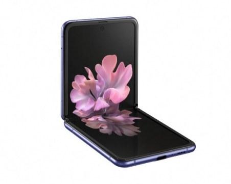 Сгъваемият Galaxy Z Flip вече е тук. Колко ще струва в България?