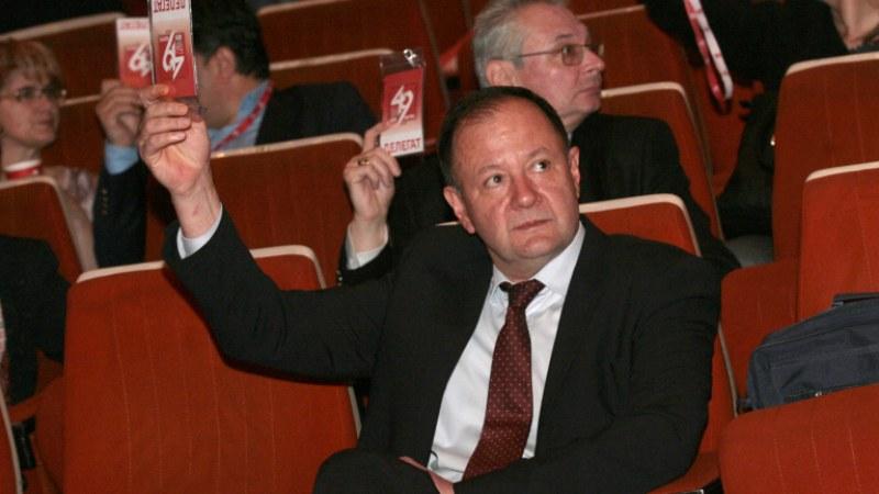 Бил ли е под политически чадър на БСП Васил Божков?