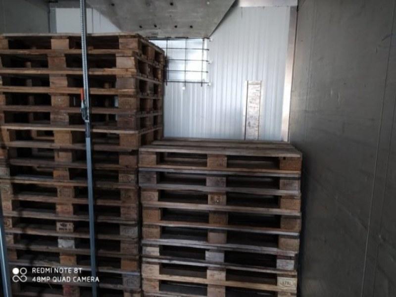 Хванаха нелегални мигранти в хладилен камион на Дунав мост