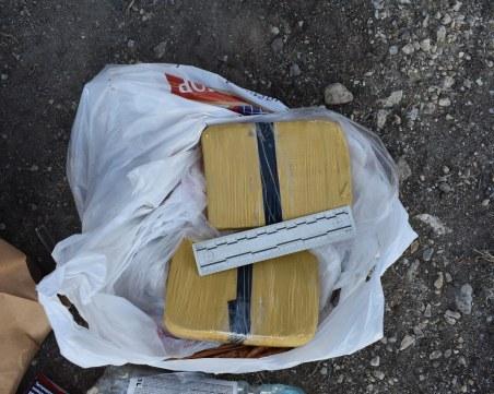 Арестуваха мъж и жена с над един килограм хероин край Пловдив