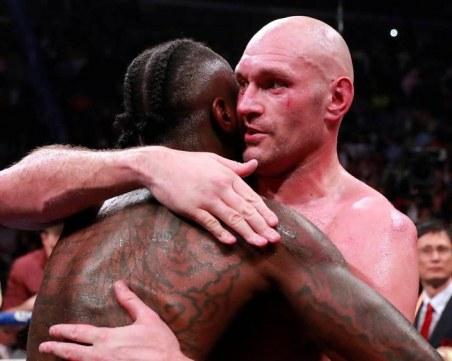 Боксови легенди дадоха своята прогноза за мача Уайлдър - Фюри