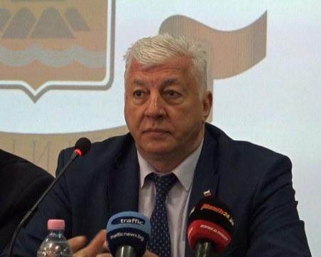 Кметът се похвали с по-добър трафик и спасени 38 млн. лева, обеща старта на два големи проекта