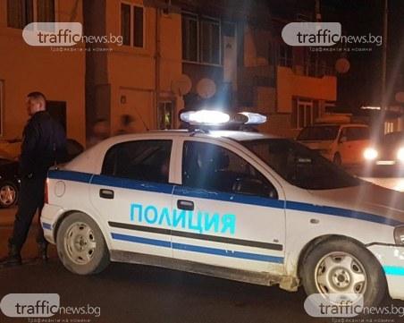 Полицаи гонят вулгарна ромка в Столипиново – тя бърза за пенсията на майка си