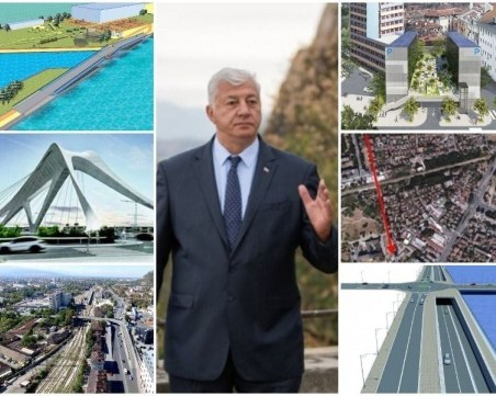 Зико показа програмата си до края на мандата! Ето какво ще се строи в Пловдив