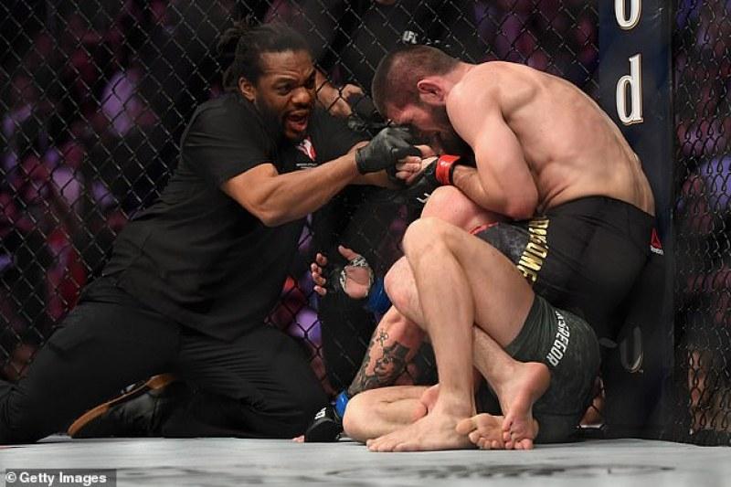 Босът на UFC: Макгрегър мисли само за реванш с Хабиб
