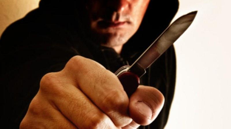 Пиян заплаши с нож пешеходци в Плевен
