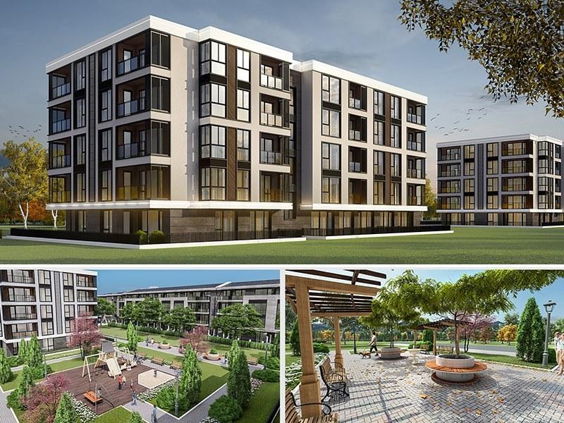 Строят ново бижу в Пловдив: Огромен парк, ниско строителство и достъпни цени