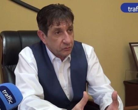 Георги Мараджиев остава лидер на ГЕРБ – Пловдив област, не приеха оставката му