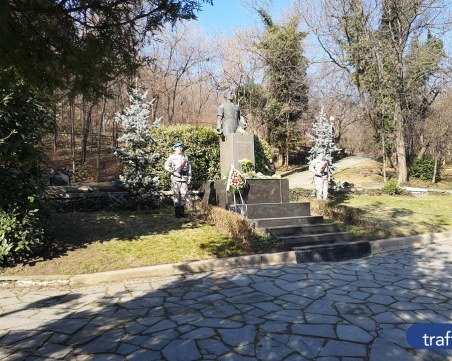 Пловдивчани се прекланят днес пред Левски