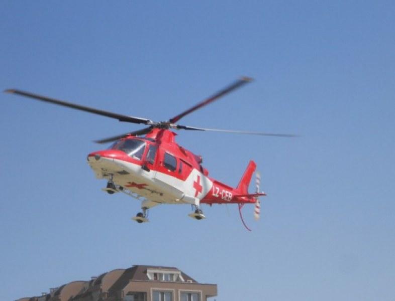 България купува два медицински хеликоптера за 20 млн. лева